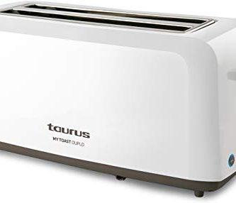 Taurus Mytoast Duplo – Tostadora